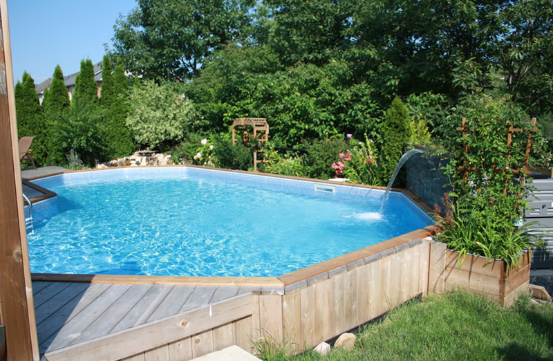 Pool gallery smart pools beautiful affordable on ground swimming pool installation - Glamorous swimming pool with affordable budget ...