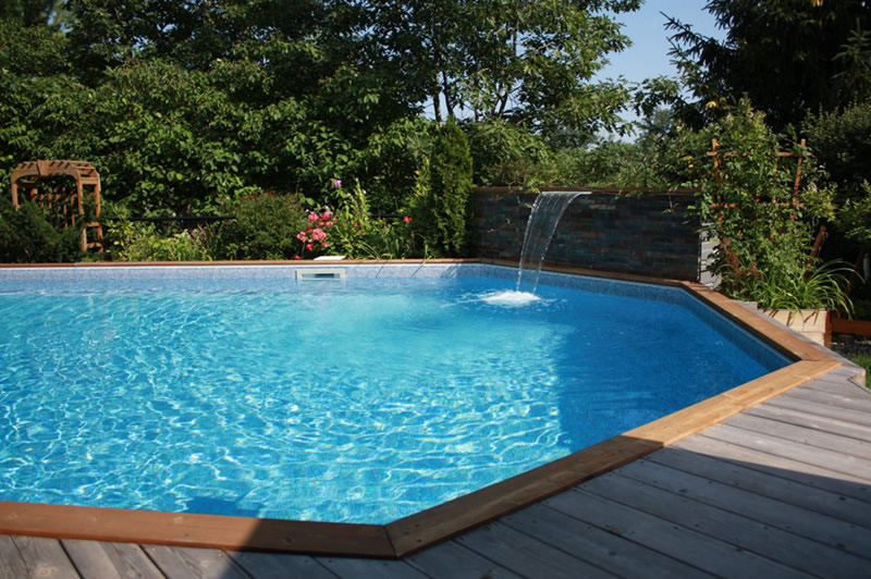 Pool gallery smart pools beautiful affordable on - Beautiful above ground pool ...