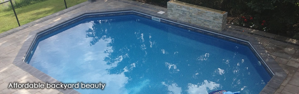 Affordable backyard beauty